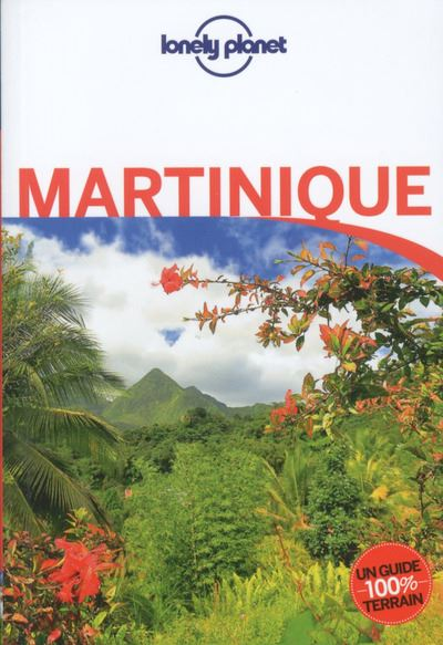 GUIDE LONELY PLANET MARTINIQUE 2106