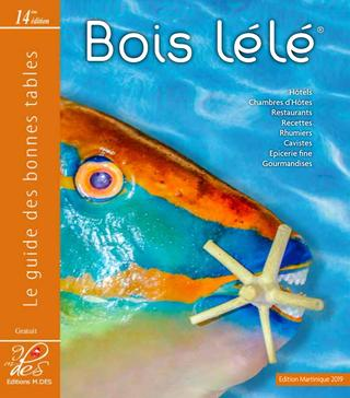 GUIDE   BOIS   LELE   2019    MARTINIQUE